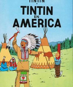 TINTIN EN AMÉRICA