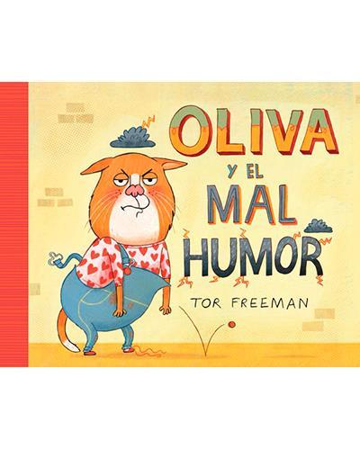 olivia mal humor